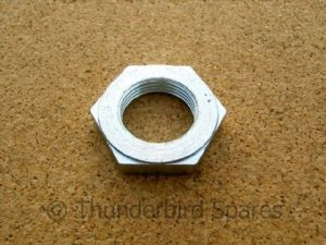 Front Brake Anchor Plate Nut, Triumph Twins 1969-1972, 37-2058